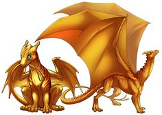 Pern Dragon Bases by IntroducingEmy on DeviantArt