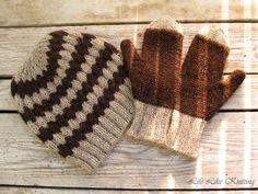 Рукавиці Справжня вовна / Mittens Real wool | Life Like Knitting Workshop
