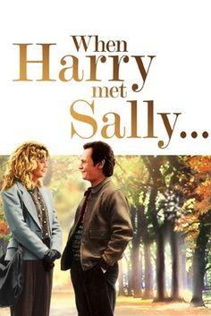""""""" Eu quero o que ela pediu! """"     """" When Harry Met Sally... """" é uma comédia romântica leve e deliciosa de assistir, com diálogos intelige..."""