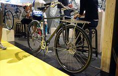 Rundgang: Eurobike 2014 mit einigen interessanten Neuheiten rund um Urban-Bikes, Fahrrad-Zubehör und allem was dazu gehört!