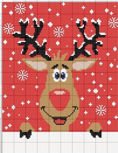 This Pin was discovered by Жен Xmas Cross Stitch, Cross Stitch Cards, Cross Stitch Kits, Cross Stitch Designs, Cross Stitching, Cross Stitch Embroidery, Embroidery Patterns, Cross Stitch Patterns, Christmas Embroidery