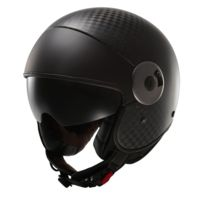 Casque LS2 OF597 Cabrio Solid Noir