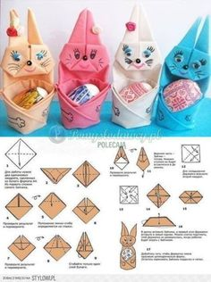 these would be cute for Easter.