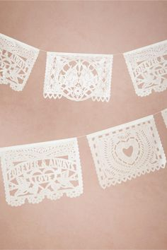 product | Jumbo Papel Picado from BHLDN | laser cut details