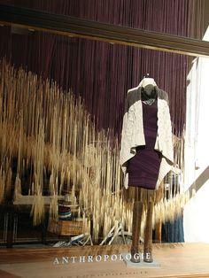 hanging wheat stalks