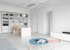 """Taipei apartment interior designed to be """"as minimal as possible""""."""