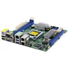 ASRock E3C224D2I Mini ITX Sunucu Anakart LGA 1150 Intel C224 DDR3 1600MHz E3-1200 v3 Haswell i3 CPU uyumlu