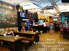 "Hanoi-Backpackers-Hostel ""Downtown"""