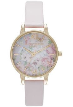 Montre Flower Show - Blush and Gold OB15FS50 - Olivia Burton
