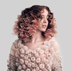 haircutgalaxy:  Hair by Laetitia GUENAOU @ L'Oréal Professionnel