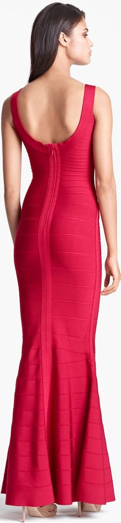 Never can go wrong in Herve Leger - never!