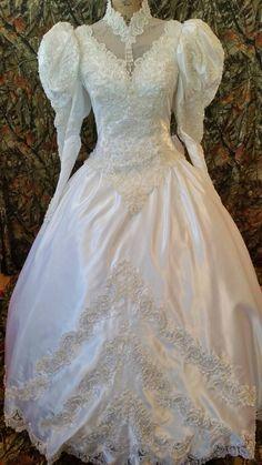 This item is unavailable Mori Lee Wedding Gowns, Wedding Gown Sizes, Wedding Dress With Veil, Gorgeous Wedding Dress, New Wedding Dresses, Wedding Bride, Bridesmaid Dresses, Elegant Dresses, Vintage Dresses