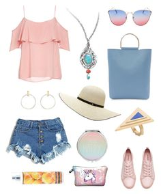 """""""Hang out"""" by aidafitriyah on Polyvore featuring H&M, Topshop, Quay, SPINELLI KILCOLLIN, The Bradford Exchange, BB Dakota, Witchery and Nicole Miller"""