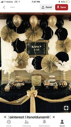 Great Gatsby Party Decorations 1920 Theme Like Themed