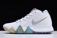 """los angeles 897d1 274e6 Nike Kyrie 4 1990s """"Decades Pack"""" Multi-Color 943806-902 Nike Kyrie"""
