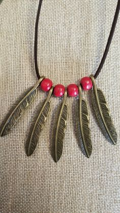 Suede Necklace. $14.99 Mix & Match with any one of our Beaded Necklace & Earrings Sets $12.99