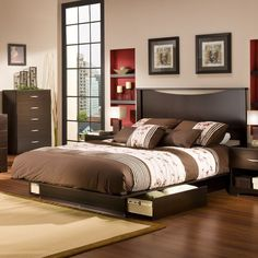 Bed Designs for Your Comfortable Bedroom Interior Design Ideas