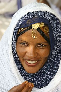 Woman At Festival Of Mariam Dearit, Keren, Eritrea | Flickr