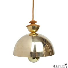 Brass Pendant No. 1