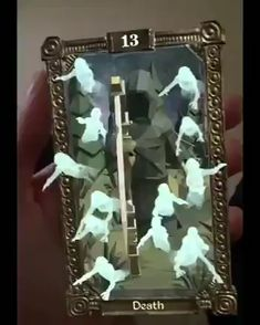 What sorcery is this,wtf GIFs Augmented Reality Technology, Disruptive Technology, Cool Gadgets To Buy, Interactive Installation, Illusion Art, Tarot Cards, Magick, Illusions, Illustration Art
