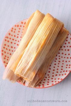 Make these simple and delicious traditional pork tamales with our recipe. Also learn more about the Family Forward retreat in Orlando, Florida. Mexican Dinner Recipes, Mexican Cooking, Mexican Dishes, Mexican Desserts, Pork Recipes, Cooking Recipes, Cooking Tips, Freezer Recipes, Deserts