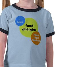 Love this for our younger EOS and Food Allergic children.