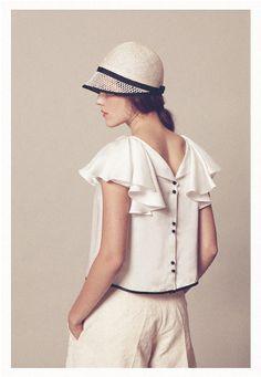 Colenimo, London based fashion company (How I would like to imagine myself.)