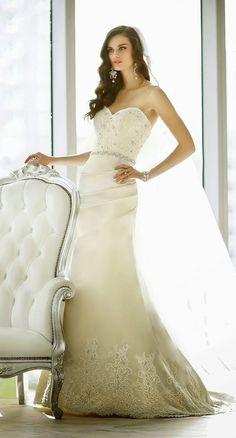 Asombrosos vestidos de novias modernos | Vestidos y Tendencias
