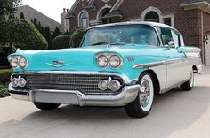 Displaying 1 - 15 of 256 total results for classic Chevrolet Bel Air Vehicles for Sale. Classic Chevrolet, Chevrolet Bel Air, Best Muscle Cars, American Muscle Cars, 1962 Chevy Impala, Old Classic Cars, Rat Rods, Trucks, Old Cars