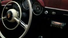 Silvertone & Porsche 356 Speedster 1957