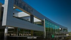 Image result for Ellerbe Becket, Inc. the well Sign System, Sacramento, State University, Public, Wellness, California, Image, Design