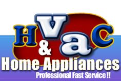 HVAC Home Appliances Specializes in Air Conditioning Services including Maintenance, Repair, Service, and Installations on nearly all brands and models. Same day service available!