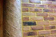 Vandersanden Bricks on wall in apartment