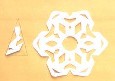 http://annacrafts.wordpress.com/2010/07/28/como-fazer-flocos-de-nevesnowflakes/
