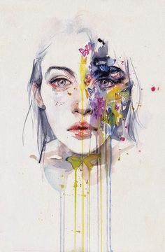 The Nicest Pictures: watercolor