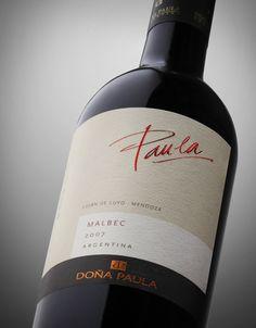YG Design :: Portfolio :: Cases :: Paula   #taninotanino #vinosmaximum
