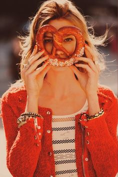Karlie Kloss in Free People's January editorial