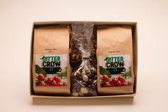 Exotic Coffees Gift  Box - KONA and Jamaican Blue Mountain. Organic Coffee. Premium Island Coffee. Coffee fanatic gift by JitterCrowCoffee on Etsy