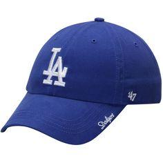 0901ec7ec08  47 L.A. Dodgers Women s Royal Miata Clean Up Adjustable Hat Dodgers  Outfit