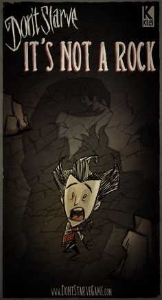 Don't Starve | Survive! Collect! Attack!
