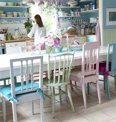 15 cozinhas para amar e se inspirar