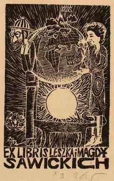 Zibigniew Lubicz-Miszewski, Art-exlibris.net