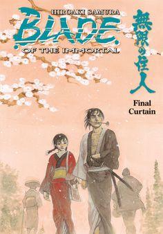 Manga Monday: Blade of the Immortal Volume 31: Final Curtain