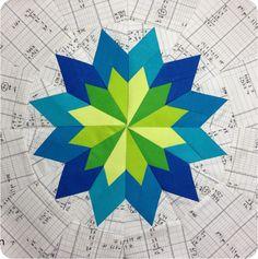 = free pattern = Block Rock'n Week 9 brings you Penny Lane by Julie Hirt at 627handworks