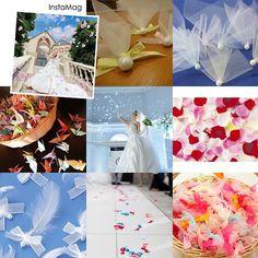 フラワーシャワーの代わり!最近流行りの結婚式のシャワーまとめ*にて紹介している画像