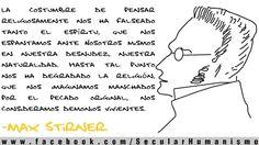 ... 25 de octubre del año 1806, nació el filósofo Max Stirner. Max Stirner fue un educador y filósofo alemán cuyas posturas profundizan en el egoísmo o solipsismo moral, nihilismo, existencialismo y anarquismo, especialmente en el anarcoindividualismo. Es considerado uno de los padres literarios de estas ideas. Extracto del escrito El único y su propiedad, de Max Stirner (1845), que puede ser leído al castellano en: http://sovmadrid.cnt.es/textos/Stirner-El_Unico_y_su_propiedad.pdf