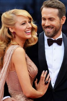 Blake Lively and Ryan Reynolds welcome baby