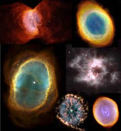 Planetary Nebulae Galleries