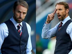 Soccer - World Cup 2018 style: How to dress like England manager Gareth Southgate - World Sport News Soccer Skills, Soccer Tips, England World Cup 2018, Soccer World Cup 2018, Handsome Bearded Men, Word Cup, Gareth Southgate, England Football, World Of Sports