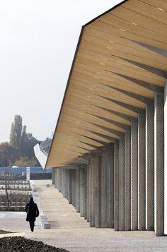 Gallery of Under One Roof / Kengo Kuma & Associates - 18